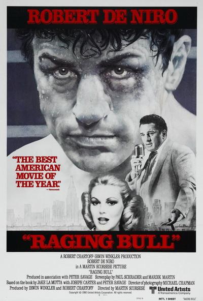 Бешеный бык (1980)
